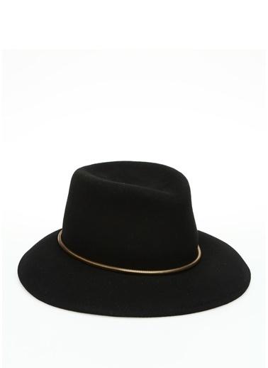 Eric Javits Eric Javits  Bantlı Kadın Yün Şapka 101544314 Siyah